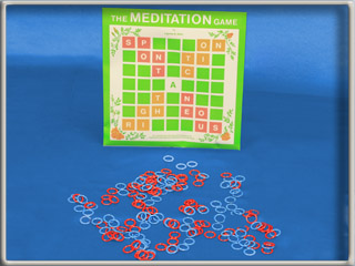 THE MEDITATION GAME